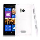 Coque Nokia Lumia 928 Transparent Plastique Etui Rigide - Blanche