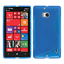 Coque Nokia Lumia 930 S-Line Silicone Gel Housse - Bleu