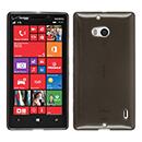Coque Nokia Lumia 930 Silicone Transparent Housse - Gris