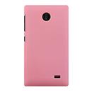 Coque Nokia X Plastique Etui Rigide - Rose