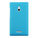 Coque Nokia XL Plastique Etui Rigide - Bleue Ciel
