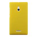 Coque Nokia XL Plastique Etui Rigide - Jaune