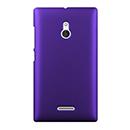 Coque Nokia XL Plastique Etui Rigide - Pourpre