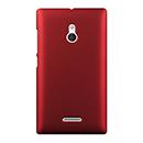 Coque Nokia XL Plastique Etui Rigide - Rouge
