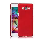 Coque Samsung Galaxy A5 Plastique Etui Rigide - Rouge