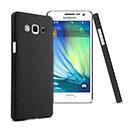 Coque Samsung Galaxy A5 Sables Mouvants Etui Rigide - Noire