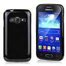 Coque Samsung Galaxy Ace 4 4G G357 Silicone Gel Housse - Noire
