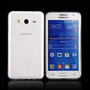 Coque Samsung Galaxy Core 2 G355H Silicone Transparent Housse - Clear