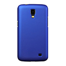 Coque Samsung Galaxy Core LTE SM-G3518 Plastique Etui Rigide - Bleu