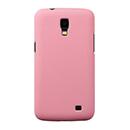 Coque Samsung Galaxy Core LTE SM-G3518 Plastique Etui Rigide - Rose
