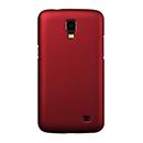 Coque Samsung Galaxy Core LTE SM-G3518 Plastique Etui Rigide - Rouge