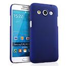 Coque Samsung Galaxy Core Max G5108Q Plastique Etui Rigide - Bleu
