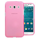 Coque Samsung Galaxy Core Max G5108Q Silicone Transparent Housse - Rose