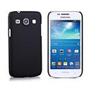 Coque Samsung Galaxy Core Plus G3500 Plastique Etui Rigide - Noire
