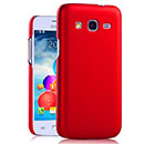 Coque Samsung Galaxy Express 2 G3815 Plastique Etui Rigide - Rouge