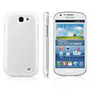 Coque Samsung Galaxy Express i8730 Plastique Etui Rigide - Blanche