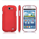 Coque Samsung Galaxy Express i8730 Plastique Etui Rigide - Rouge