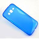 Coque Samsung Galaxy Grand 2 G7102 S-Line Silicone Gel Housse - Bleu