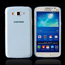 Coque Samsung Galaxy Grand 2 G7102 Silicone Transparent Housse - Bleue Ciel