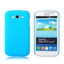Coque Samsung Galaxy Grand Duos i9080 i9082 Plastique Etui Rigide - Bleue Ciel