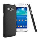 Coque Samsung Galaxy Grand Max G720 Sables Mouvants Etui Rigide - Noire