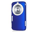 Coque Samsung Galaxy K Zoom Plastique Etui Rigide - Bleu