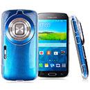 Coque Samsung Galaxy K Zoom Transparent Plastique Etui Rigide - Clear
