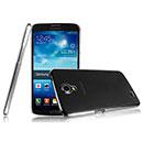 Coque Samsung Galaxy Mega 6.3 i9200 i9205 Transparent Plastique Etui Rigide - Clear