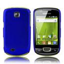 Coque Samsung Galaxy Mini S5570 Plastique Etui Rigide - Bleu