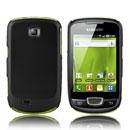 Coque Samsung Galaxy Mini S5570 Plastique Etui Rigide - Noire