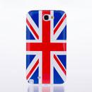 Coque Samsung Galaxy Note 2 N7100 Le drapeau du Royaume-Uni Etui Rigide - Mixtes