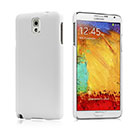 Coque Samsung Galaxy Note 3 N9000 Plastique Etui Rigide - Blanche