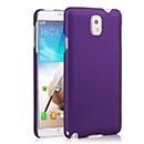 Coque Samsung Galaxy Note 3 N9000 Plastique Etui Rigide - Pourpre