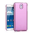 Coque Samsung Galaxy Note 3 N9000 Plastique Etui Rigide - Rose