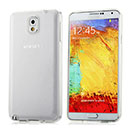 Coque Samsung Galaxy Note 3 N9000 Silicone Transparent Housse - Clear