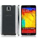 Coque Samsung Galaxy Note 3 N9000 Transparent Plastique Etui Rigide - Clear