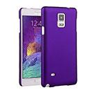 Coque Samsung Galaxy Note 4 Plastique Etui Rigide - Pourpre