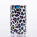 Coque Samsung Galaxy S2 Plus i9105 Leopard Etui Rigide Cover - Mixtes