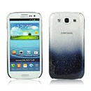 Coque Samsung Galaxy S3 4G i9305 Degrade Etui Rigide - Noire