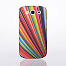 Coque Samsung Galaxy S3 4G i9305 Vague Plastique Etui Rigide - Mixtes