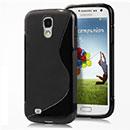 Coque Samsung Galaxy S4 Active i9295 S-Line Silicone Gel Housse - Noire