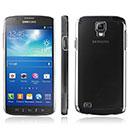 Coque Samsung Galaxy S4 Active i9295 Transparent Plastique Etui Rigide - Clear