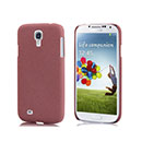 Coque Samsung Galaxy S4 i9500 i9505 Sables Mouvants Etui Rigide - Rouge