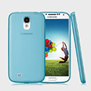 Coque Samsung Galaxy S4 i9500 i9505 Ultrathin Plastique Etui Rigide - Bleue Ciel