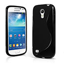 Coque Samsung Galaxy S4 Mini i9190 S-Line Silicone Gel Housse - Noire