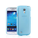 Coque Samsung Galaxy S4 Mini i9190 Ultrathin Plastique Etui Rigide - Bleu