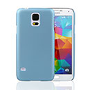 Coque Samsung Galaxy S5 i9600 Sables Mouvants Etui Rigide - Bleue Ciel