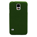 Coque Samsung Galaxy S5 i9600 Sables Mouvants Etui Rigide - Verte
