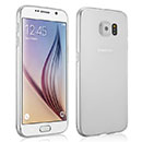 Coque Samsung Galaxy S6 G920F Silicone Transparent Housse - Clear