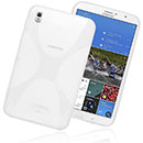 Coque Samsung Galaxy Tab Pro 8.4 T3200 X-Style Silicone Gel Housse - Blanche